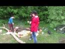 Веселушки-хохотушки (на шашлычках)