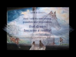 I have a Dream <3 art by VictoriaKramorova