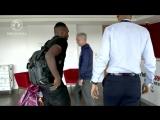 England Three Lions new-boy Antonio arrives at St. George's Park