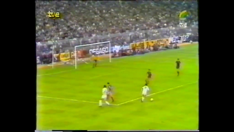 126 UC-1984/1985 Real Madrid - Videoton SC 0:1 (22.05.1985) FULL