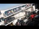 Паромная переправа порт Крым порт Кавказ