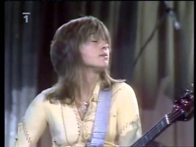Suzi Quatro Bass-Solo Live in Prahă 1979