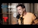 Silvana Sin Lana | Carlos Ponce y el elenco cantan el tema musical de la novela  | Telemundo Novelas