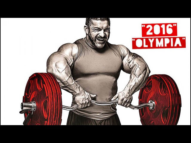 BODYBUILDING MOTIVATION - 2016 BATTLE FOR THE OLYMPIA (part1)