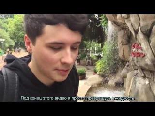 Dan's Farfetch'd Quest in Hong Kong - Pokemon GO! #3 rus sub