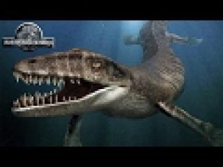 Сохранение Динозавров и Подводные сражения Рептилий Jurassic World The Game прохождение н...