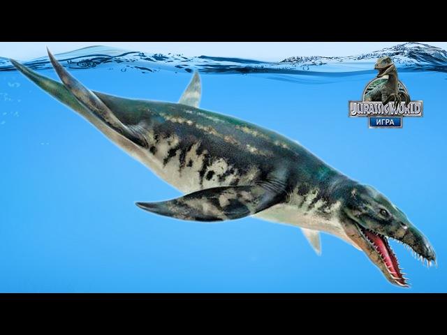 Плиозавр Pliosaurus Хищник Х- Энциклопедия динозавров