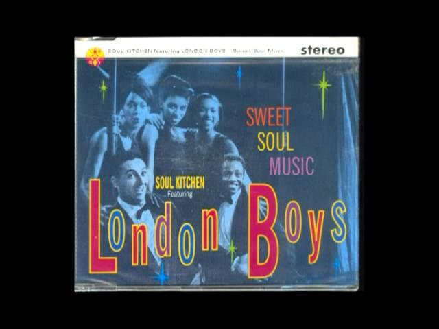 London Boys - Love Train (1991)