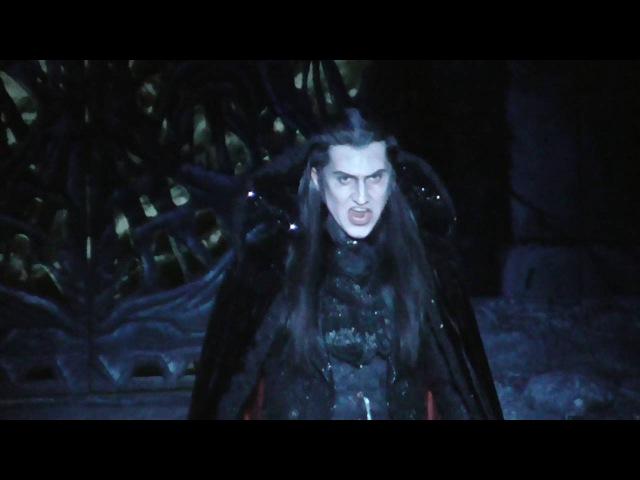 Бал вампиров - Неутолимая жажда (10.09.2016)