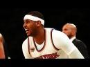 Carmelo Anthony 30 pts 4 threes 11 rebs 7 asts vs Bucks 04.01.2017