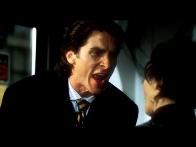 American Psycho Американский психопат 2000 Trailer Трейлер русский язык