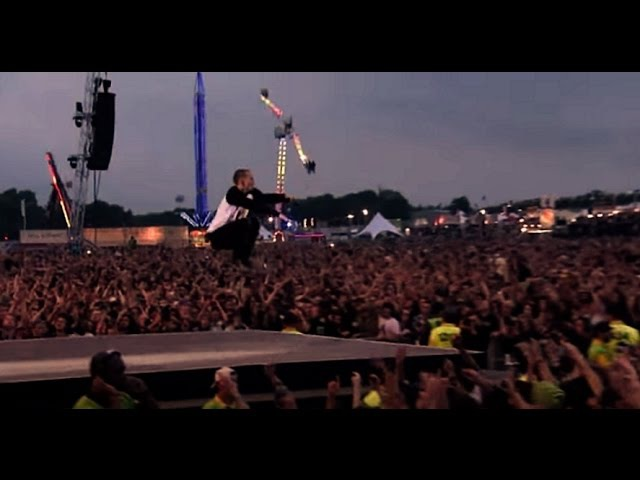 Linkin Park - BEST EVER PERFORMANCE!! [In the End One Step Closer, Pro Shot Full HD] » Freewka.com - Смотреть онлайн в хорощем качестве