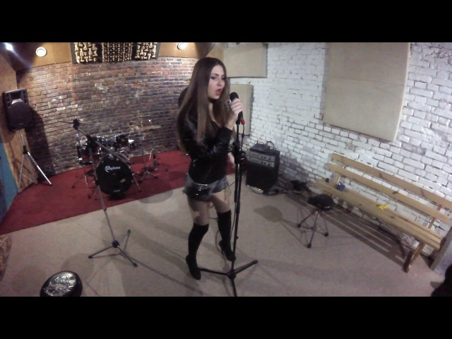 Анечка Living on my own Queen cover Official Video