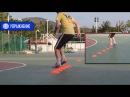 Упражнение Лесенка для развития координации