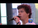 Lukas Graham - 7 Years | LIVE Good Morning America 2016 May 10