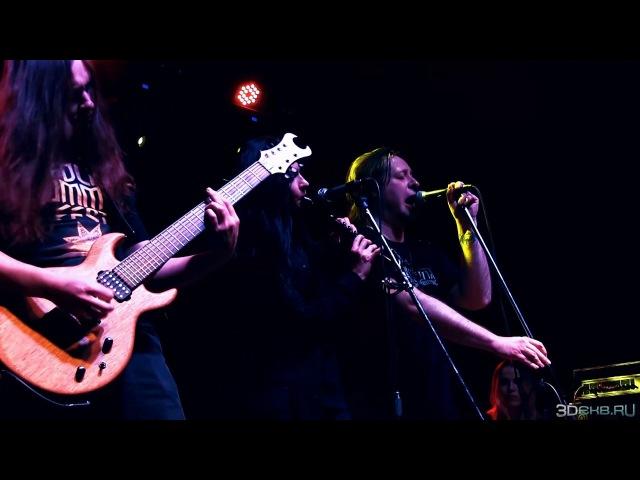 SANCTUM - Heimkehr/Trotto live SVOBODA CONCERT HALL 17.02.2017