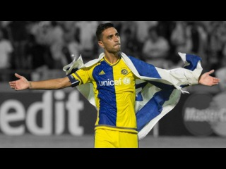 Eran Zahavi ● Goal Show 2015 ● Maccabi Tel Aviv FC