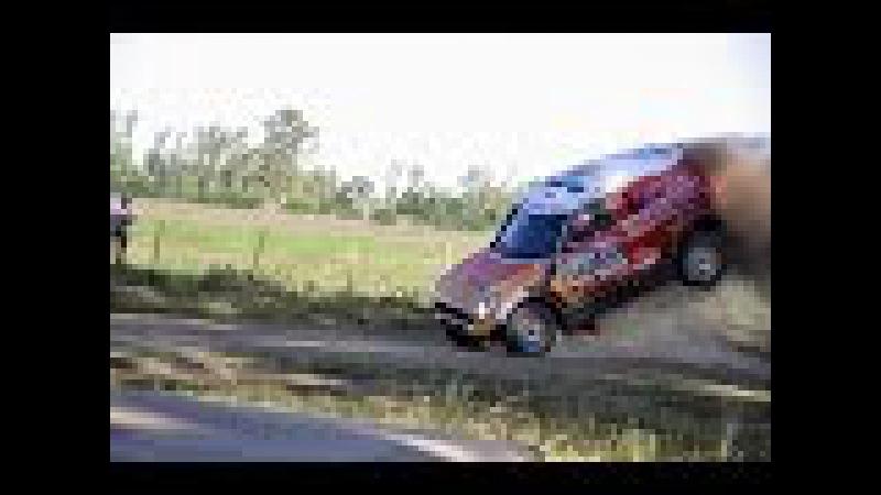 Dakar 2016 - Crash Compilation!