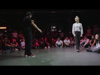 TEMPS vs. KAMILE - Popping FINALS | Berlin's Best Dancer 2016