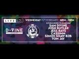 DJ Mag Live Presets D-Vine Sounds vs Madhouse w Sam Divine, Josh Butler &amp Jess Bays (DJ Sets)