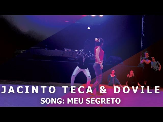Meu Segreto - Tabanka Djaz | Jacinto Teca Dovile | Kizomba Semba Dance 2016