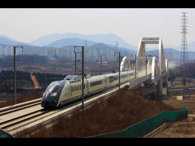 HEMU-430X(해무) 호남고속선 증속 시운전/ HEMU-430X Speed Testing Run in Honam High-speed Line