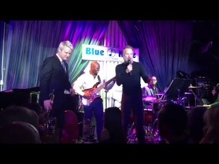 Sting (and Lisa Fischer) with Chris Botti, Every Breath You Take