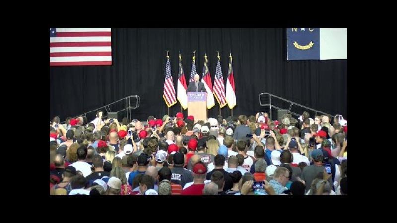 Full Speech: Governor Mike Pence in Harrisonburg,VA