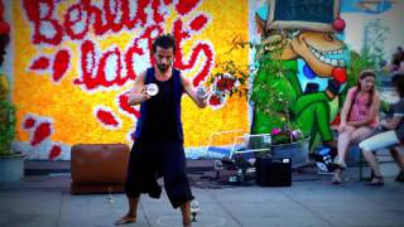 Позитив Берлінський жонглер Win Win Berlin Crystal Balls Performance