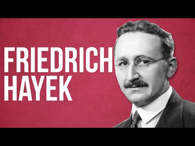 POLITICAL THEORY Friedrich Hayek