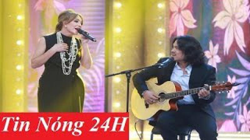Ca sĩ giấu mặt: Thanh Hà song ca cùng bạn trai kém 12 tuổi trên sân khấu - Tin Nóng 24h