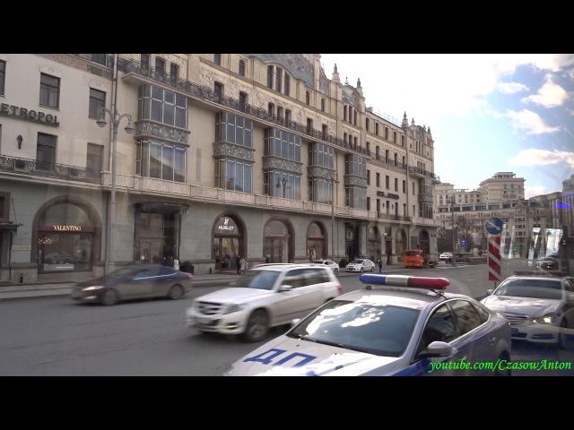 Autobusy w Moskwie pierwszy w Rosji autobus elektryczny Первый российский электробус