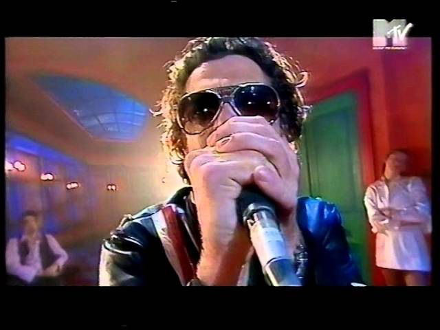 INXS - MTV Most Wanted 1994 - 3 Songs Live - Never Tear Us Apart - Suicide Blonde