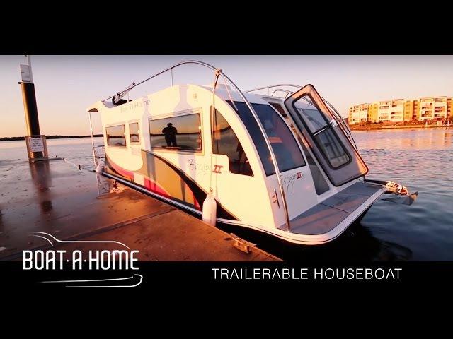 Boat A Home | Escape II - Full length video