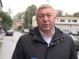 Жильцов общежития на ул. Серпуховской лишили фекальных луж