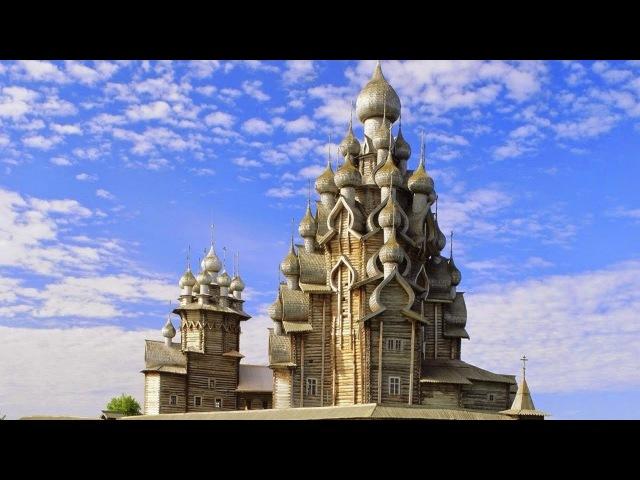 Republic of Karelia, Kizhi Pogost, Russia (HD 1080p)