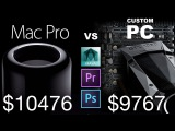 $10K MacPro or $10K 56-thread Ultimate PC Workstation