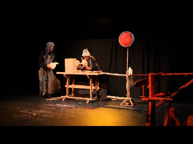 Stalo Teatras (Table Theatre),
