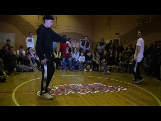 Влад vs Sirop   1/4 HIP-HOP PRO   WHO IS WHO BATTLE
