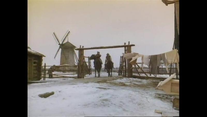 Тс Петр Великий Peter the Great (1985) - 1 серия.