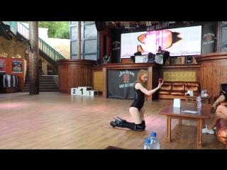 Ксения Шумская Dance Show Любители 1 место. Хореограф: Тоня Голосеева