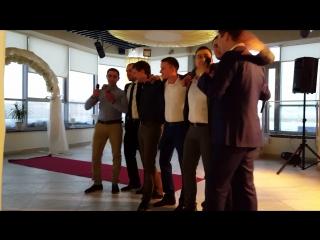 Песня на свадьбе:Алена+Влад, 24.02.2017г.