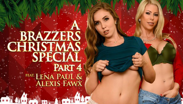 ZZSeries - A Brazzers Christmas Special: Part 4