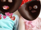 я шоколадный заяц!