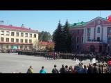 Парад 9 мая 2017 года. Снежинск
