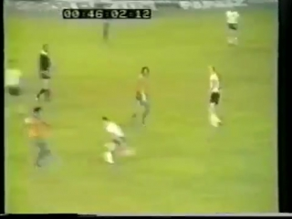 1977 Friendly Match - Brazil vs W.Germany