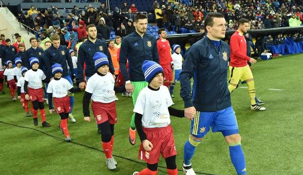 УЕФА позволил проводить вХарькове международные матчи