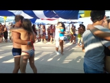 Kizomba Angola (Игорь Кирияк & Инна Дорошенко) Salsa on the beach 2014_HD
