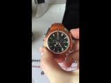 Мужские часы Omega Seamaster Yellow