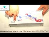Перчатки нитриловые Dermagrip Easy Care. Размеры XS, S, M, L, уп-200 шт.